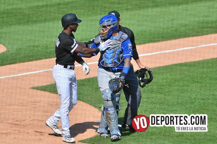 Tim Anderson ejected expulsado-Chicago White Sox-Kansas City Royals