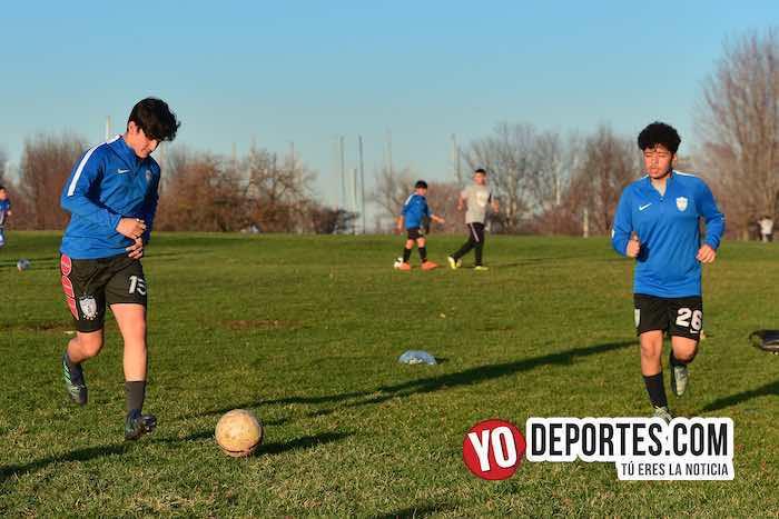 Tuzos Chicago Soccer Academy Futbol academia