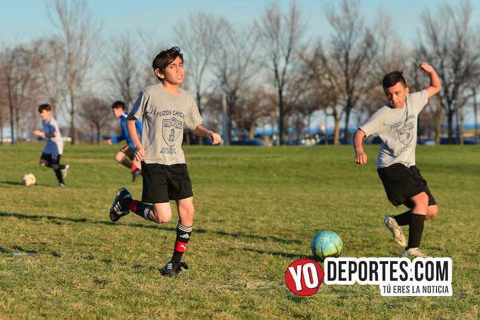 Tuzos Chicago Soccer Academy Montrose Lake Shore Drive