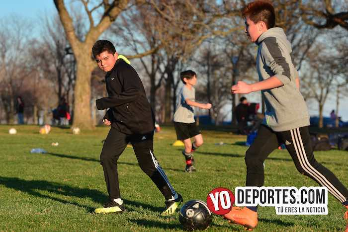 Tuzos Chicago Soccer Academy Montrose