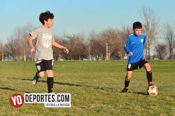 Tuzos Chicago Soccer Academy torneo 2019