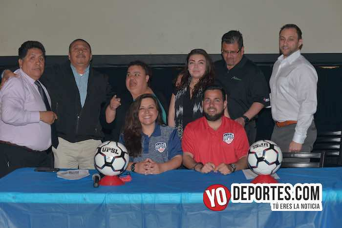 United Premier Soccer League presenta en Chicago equipos para la conferencia del Medio Oeste