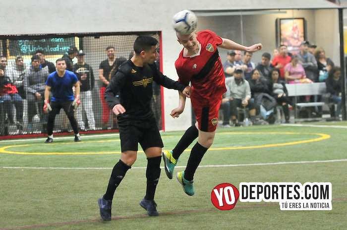 Valencia-Boca Jr-Champions Liga Latinoamericana-semifinal indoor soccer