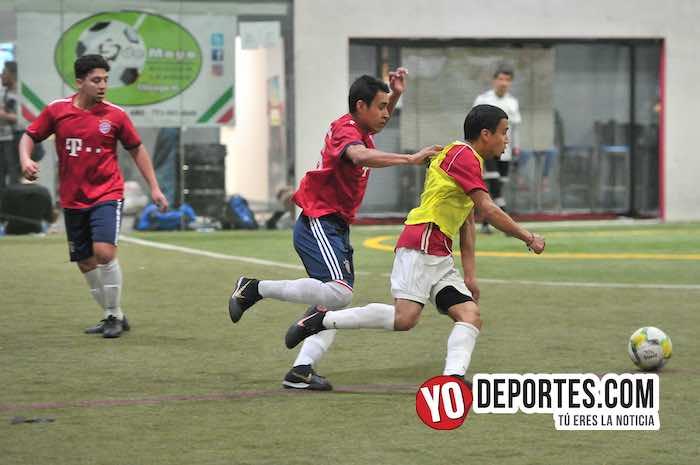 Victor Sequeida-Deportivo Morelos-Estrella Roja Semifinal-Liga 5 de Mayo