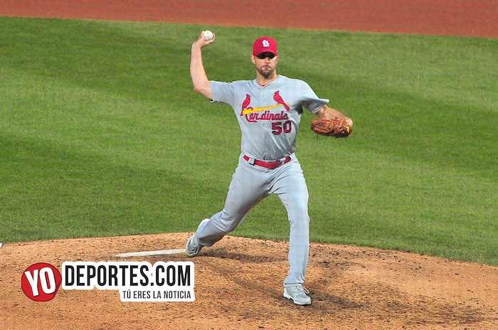 Adam Wainwright-Chicago Cubs-San Luis Cardenales
