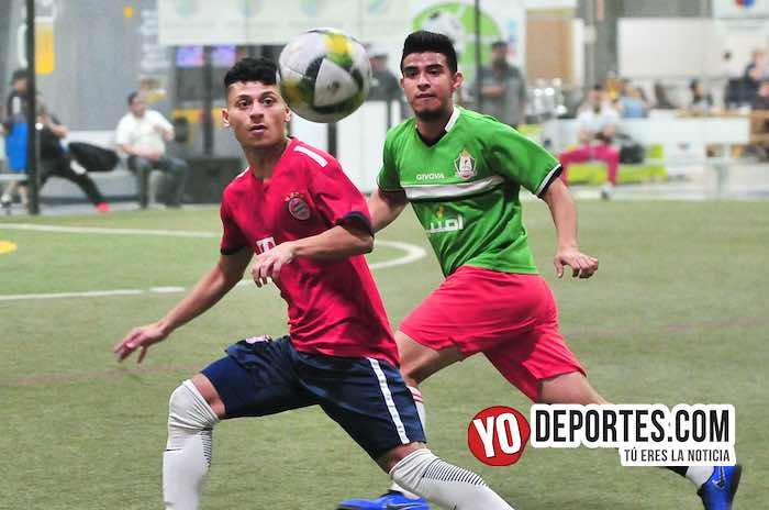 Alejandro Cervantes-Red Fire-Deportivo Morelos-Liga 5 de Mayo-Final Mayor