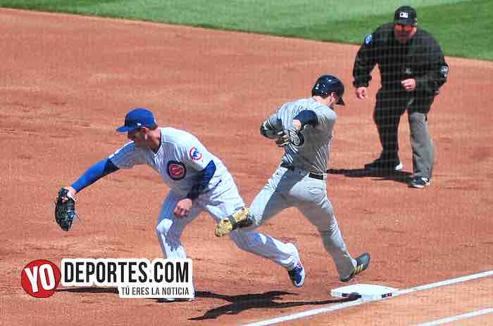 Anthony Rizzo-Ryan Braun-Chicago Cubs-Milwaukee Brewers