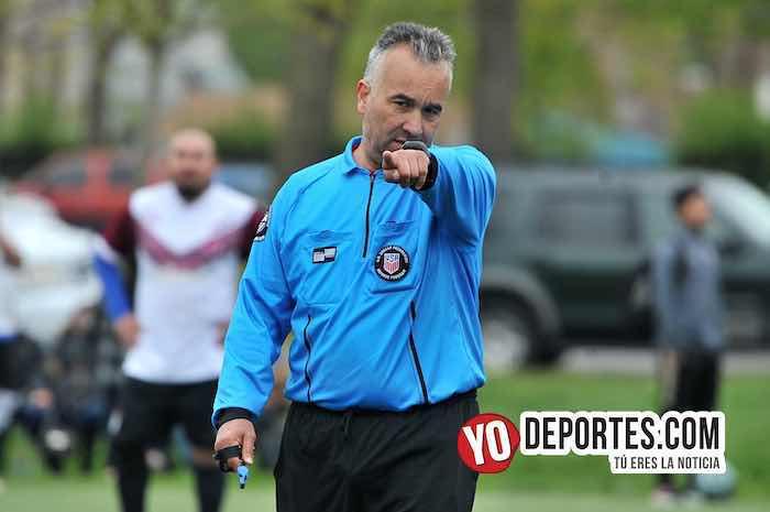 Arbitro Justo Avila-Douglas Boys-Iguala-Liga Douglas