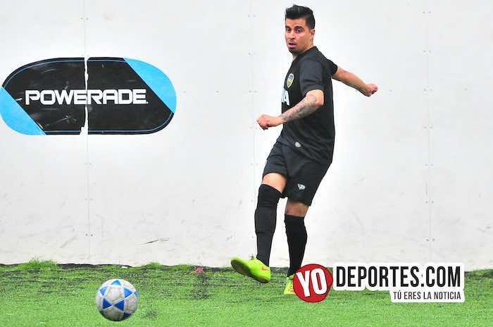 Boca Jr-Galeana-Supercopa de los Martes-Liga Douglas