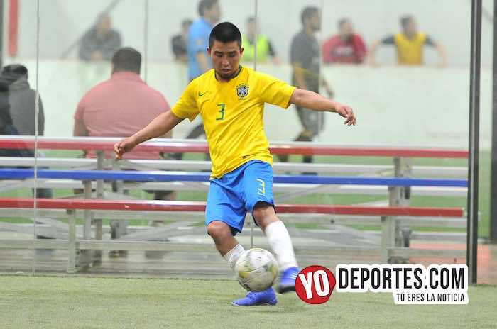 Brasil-Wolves-Liga 5 de Mayo Chicago Indoor Sports