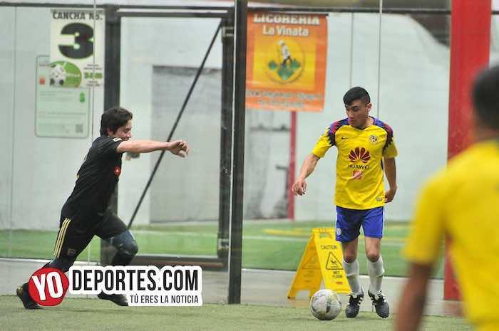 Brasil-Wolves-Liga 5 de Mayo Futbol Indoor