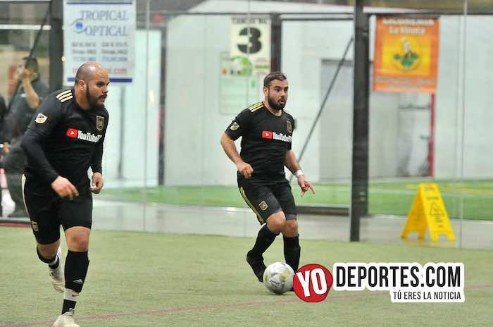 Brasil-Wolves-Liga 5 de Mayo Soccer Indoor