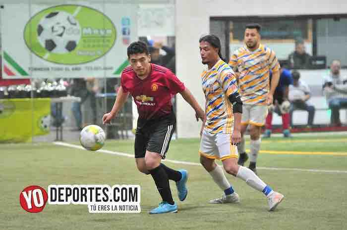 Cachorros-Callejoneros-Liga 5 de Mayo Soccer League