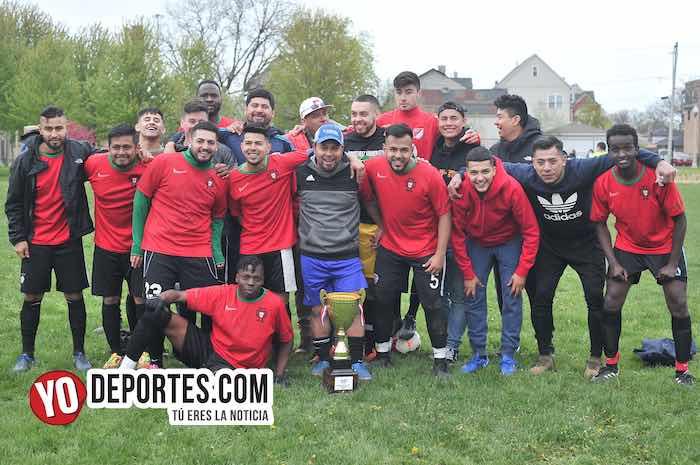 Cuitzeo campeón de la libre en la Copa Victoria, La Estancia segundo lugar