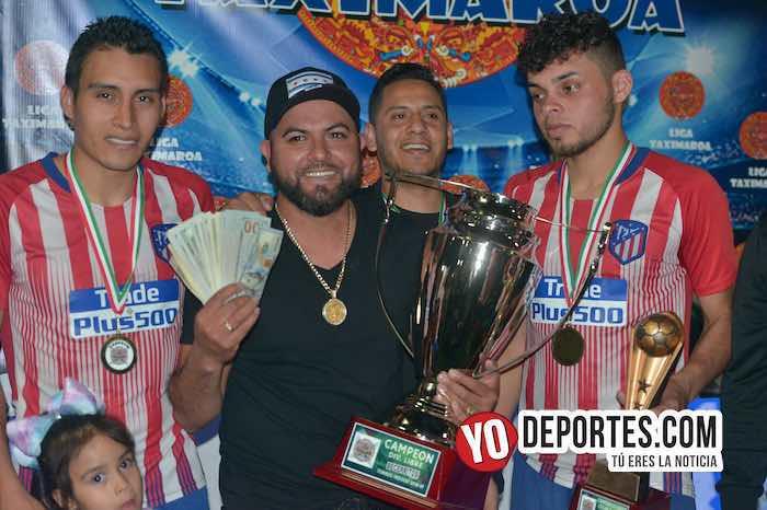 Final de infarto en la Liga Taximaroa y Becerritos son los campeones