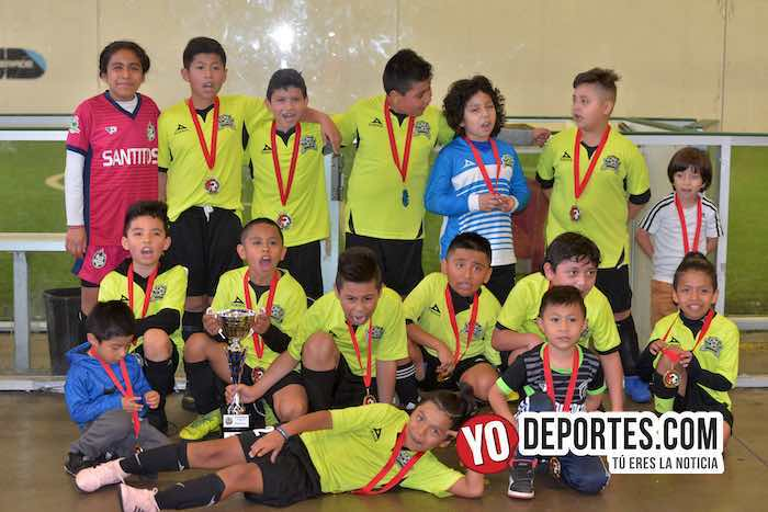Campeones Guerreritos-Liga Douglas