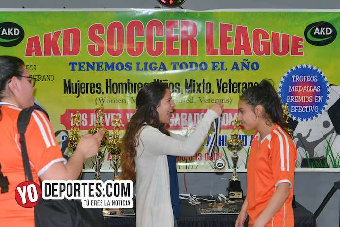 Chicago Flash-Atletico L-AKD Soccer League Yodeportes