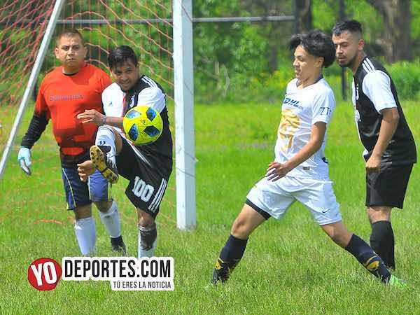 Chicago Nestle-Deportivo Hidalgo-Futbol Soccer
