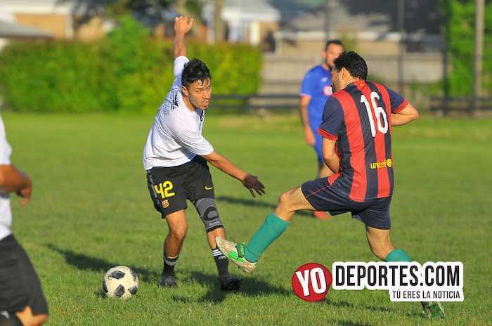 Cuervos FC-La Chona-Liga Jalisco Zendejas Chicago-Yodeportes