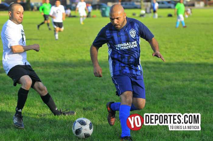 Cuervos FC-La Chona-Liga Jalisco Zendejas Chicago