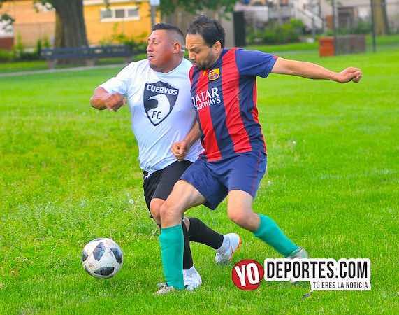 Vuelan los Cuervos en la Liga Jalisco le ganan a La Chona
