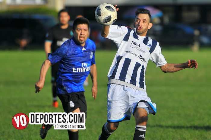 Cuervos FC-La Chona-Liga Jalisco Zendejas veteranos