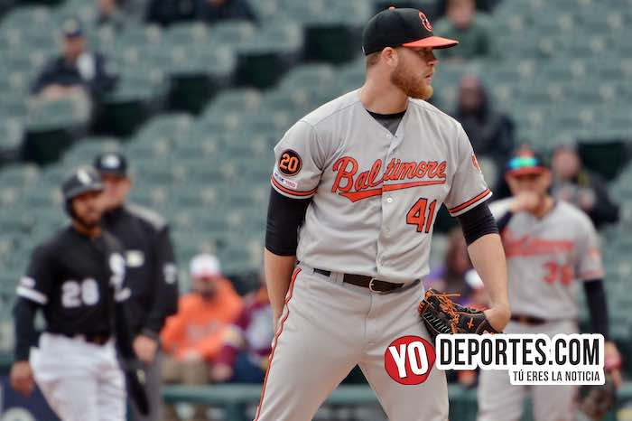 David Hess-White Sox-Orioles Baltimore-Guaranted Rate Field