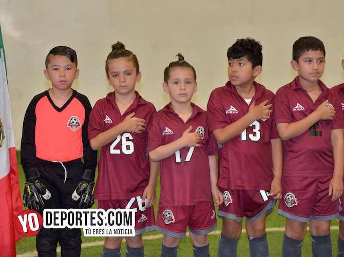 Deportivo 59-Liga Douglas Kids-Final