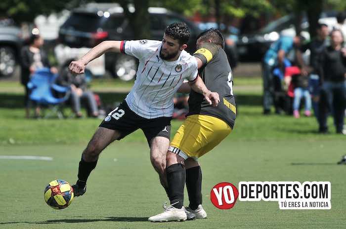 Deportivo Veracruz-Deportivo De La Cruz-Liga Douglas Soccer League Chicago
