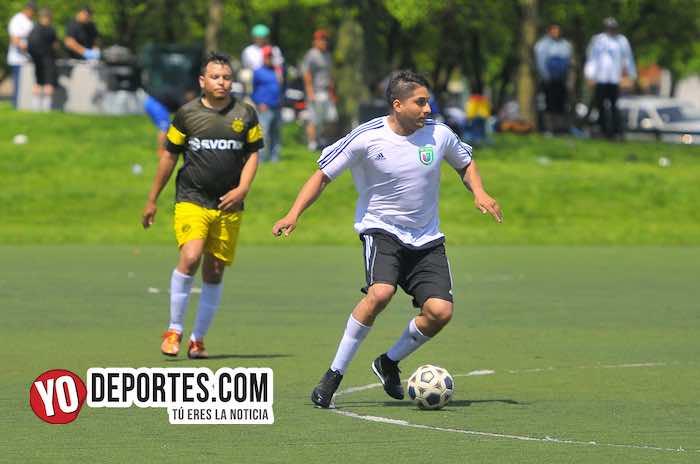 Deportivo Veracruz-Deportivo De La Cruz-Liga Douglas Soccer League Futbol Chicago