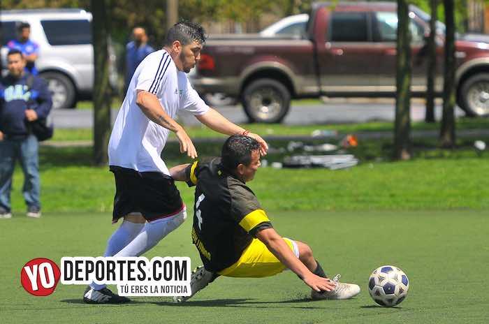Deportivo Veracruz-Deportivo De La Cruz-Liga Douglas Soccer League Yodeportes Chicago