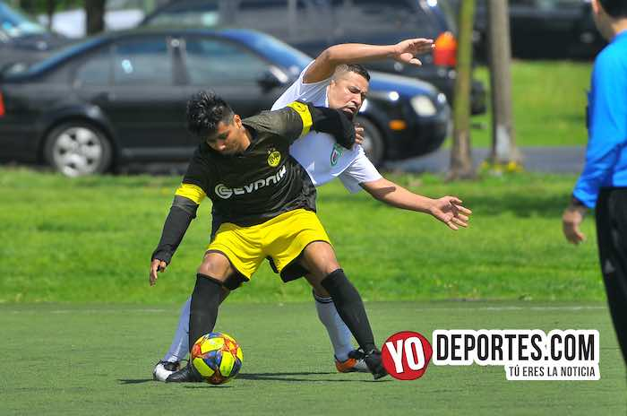 Deportivo Veracruz-Deportivo De La Cruz-Liga Douglas Soccer League Yodeportes