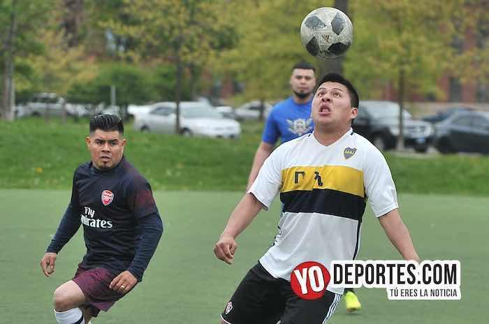 Douglas Boys-Iguala-Liga Douglas Futbol Douglas Park