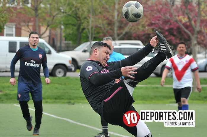 Douglas Boys-Iguala-Liga Douglas Opening Day Soccer Chicago Yodeportes