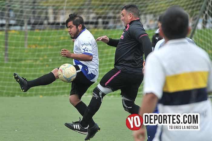 Douglas Boys-Iguala-Liga Douglas futbol Chicago