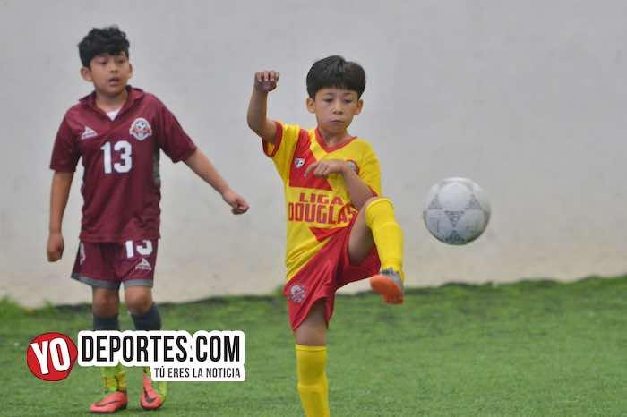 Douglas Kids-Deportivo 59-Liga Douglas Kids-Final