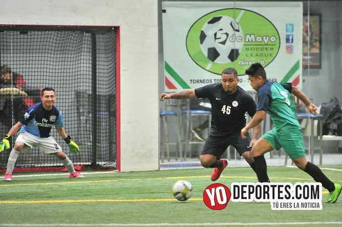 Granda FC-La Hacienda-Liga 5 de Mayo Chicago Indoor Sports