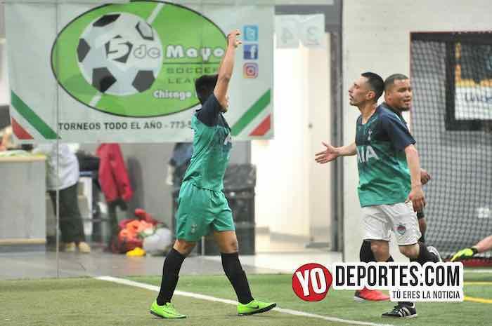 Granda FC-La Hacienda-Liga 5 de Mayo Yodeportes Chicago