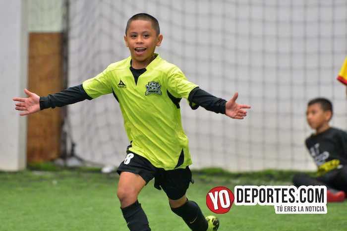 Guerreritos-Douglas Kids-Liga Douglas Yodeportes