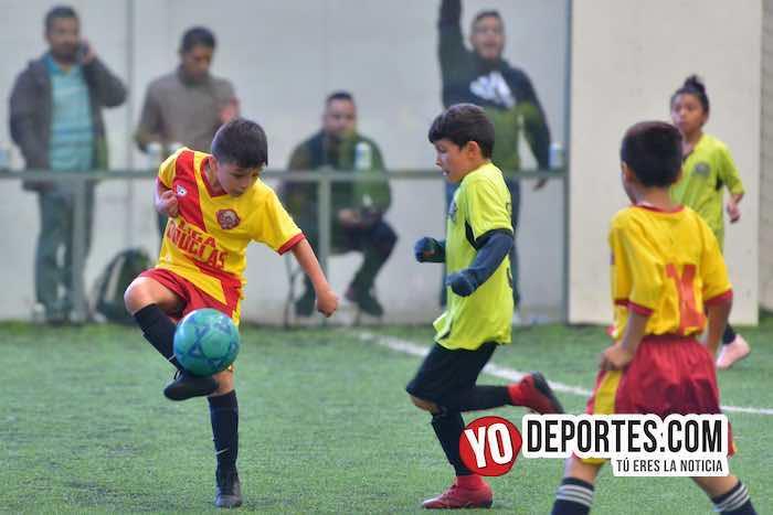 Guerreritos-Douglas Kids-Liga Douglas final 2010