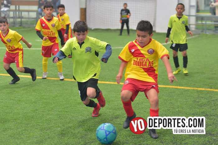 Guerreritos-Douglas Kids-Liga Douglas