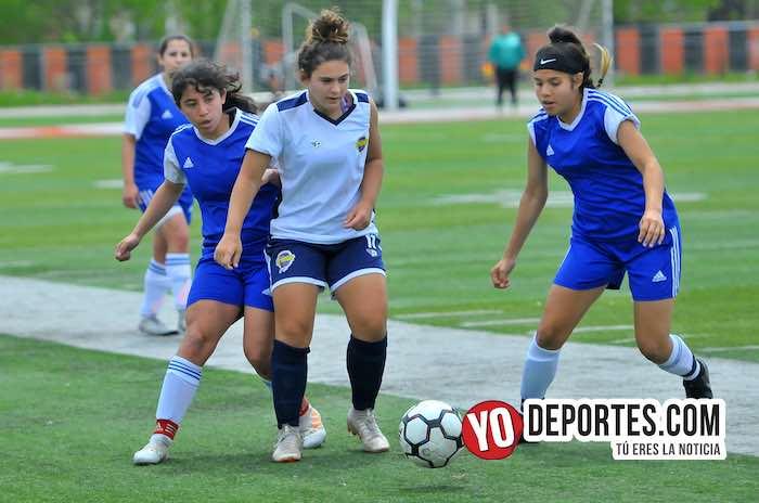 Jenina Krakowski-Women Premier-Cicero Jaguars-United Premier Soccer League