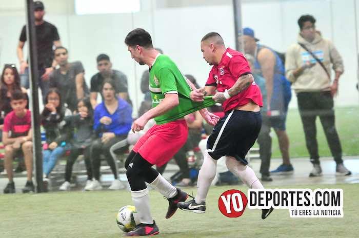 Johnny Fuentes-Red Fire-Deportivo Morelos-Liga 5 de Mayo-Final Mayor