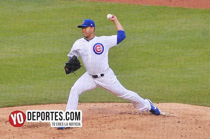Jose Quintana-Chicago Cubs-Filadelfia Phillies-Filadelfia