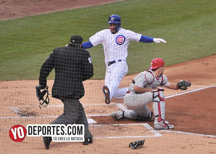 Kris Bryant-Chicago Cubs-Filadelfia-Phillies