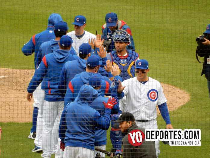 Kyle Hendricks 81 pitches-Chicago Cubs-Cardenales