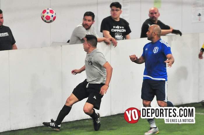La Bamba-Michoacan-Chitown Futbol-jueves Indoor Futbol