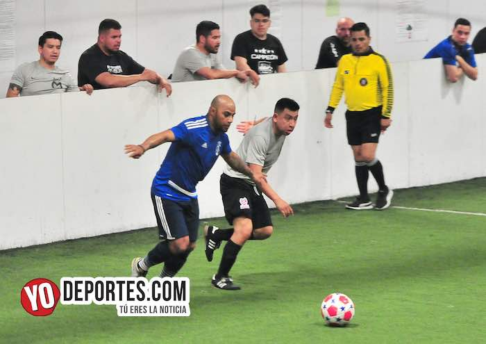La Bamba-Michoacan-Chitown Futbol-jueves futbolistas Chicago