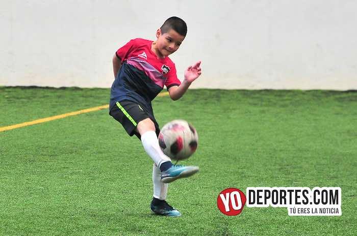 La Villita-Jarochos-Liga Douglas Kids Chicago Yodeportes