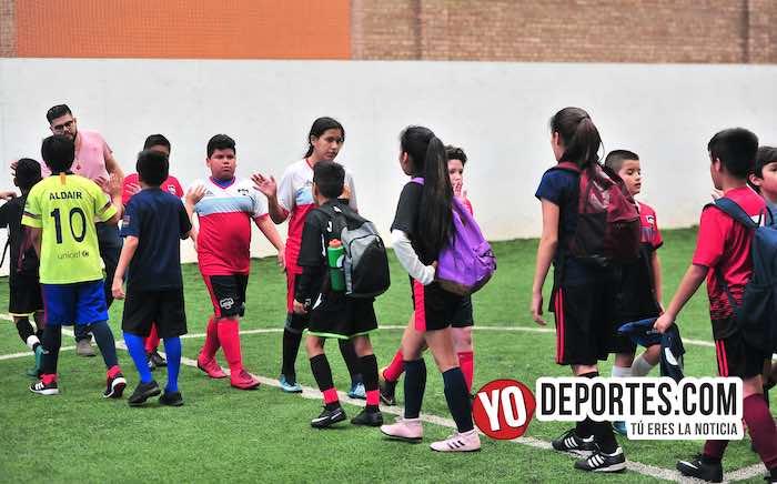La Villita-Jarochos-Liga Douglas Kids Futbol Chicago